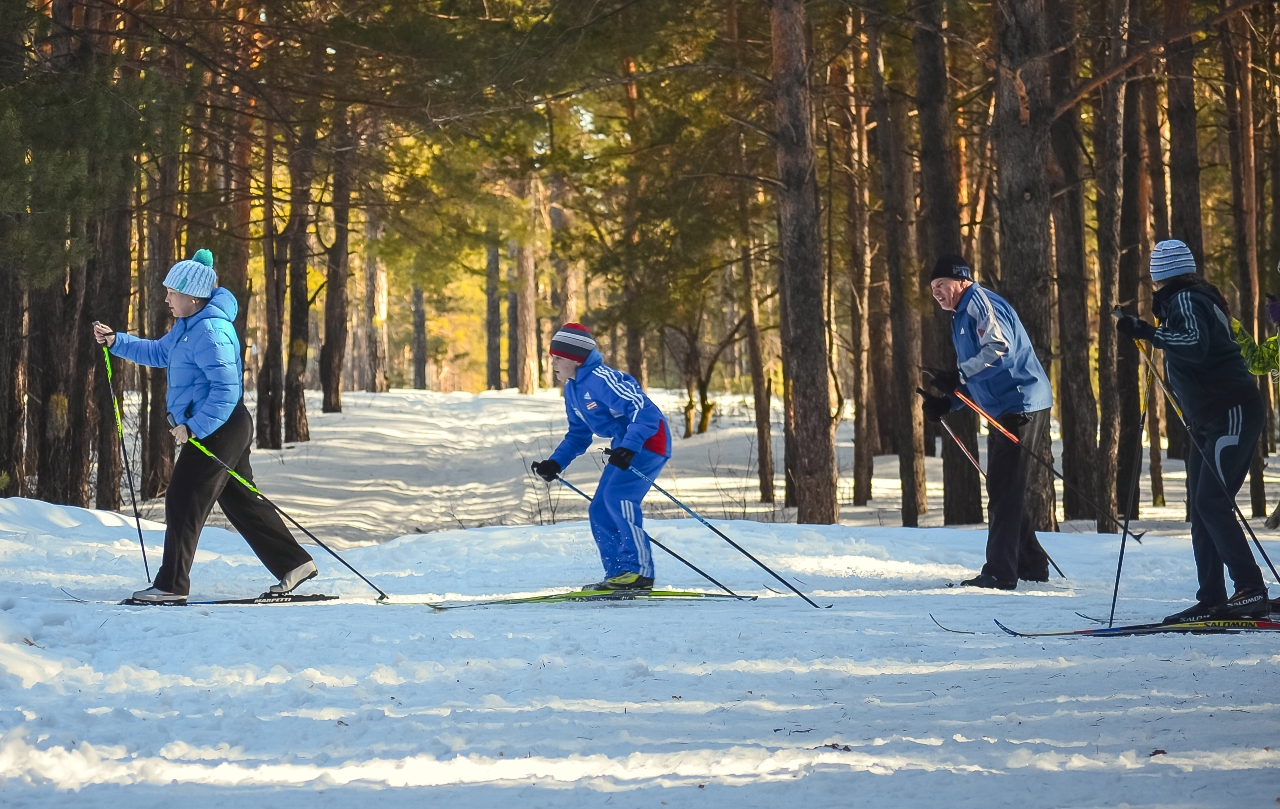 CC Skiing Photo